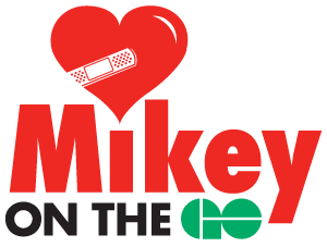 Mikey On The Go