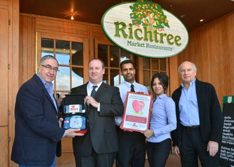 Mikey Finds A Home At Richtree