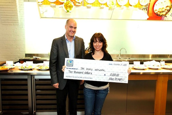 Amy Rosen Takes First Place at Iron Chef-style Cook-off