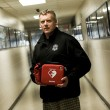 Jeff Crewe used MIKEY defibrillator to save student's life