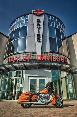 Davies Harley Davidson Richmond Hill