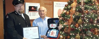 """Mikey Network Receives """"Vote Of Thanks"""" From St. John Ambulance"""