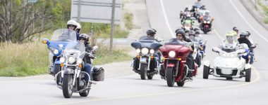 A Charity Motorcycle Ride for Mikey!