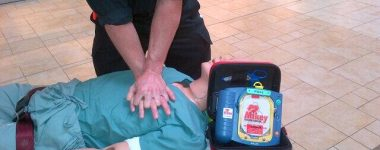 Study: Canadians Hesitant To Perform CPR
