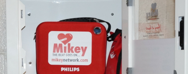 34th Life Saved By A MIKEY Defibrillator