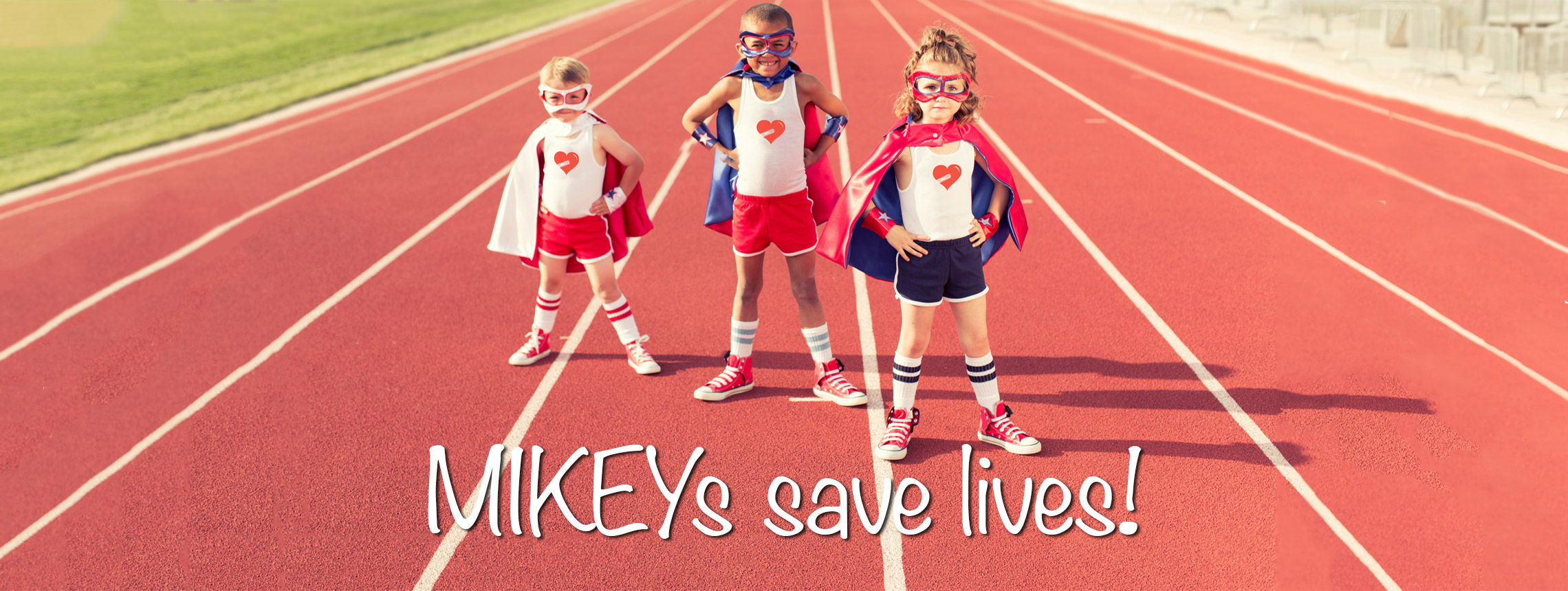The Mikey Network Saves Lives
