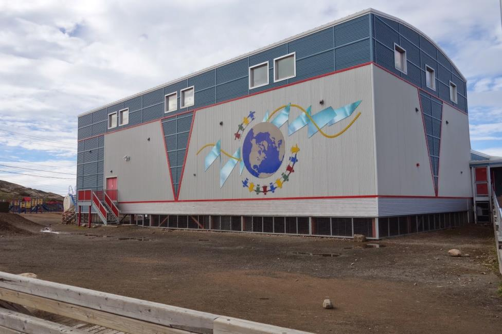 Iqaluit School The Mikey Network